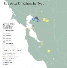 Bay Area Map Mapping California U0027s Biggest Polluters San Francisco Public Press