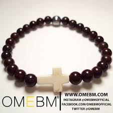 bead bracelet with cross images Spiritual cross bracelet jewelry omebm omebm be expressive jpg