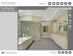 Bathroom Tile Visualizer Cement Tile Shop U2013 Room Visualizer Cement Tile Shop Blog