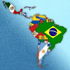 Latam Map Coffee From Latin America Coffee From Latin America Pinterest
