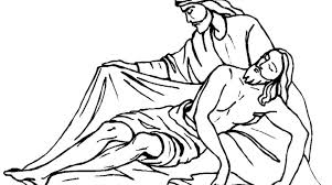 100 ideas coloring pages bible story emergingartspdx