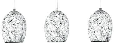Crackle Glass Pendant Light Crackle Glass Pendant Light Crackle Glass Hanging L Ignatieff Me
