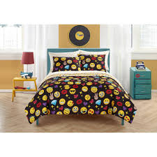 emojipals bed in a bag bedding set online only walmart com