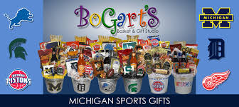 sports gift baskets bogarts gifts win schulers cheese michigan gift baskets much more