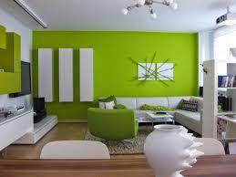 wandgestaltung in grün haus renovierung mit modernem innenarchitektur schönes