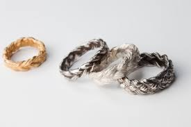 jewelry made from hair disturbing jewelry made of real human teeth hair designtaxi
