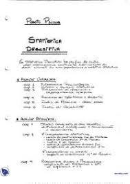 statistica descrittiva dispense appunti di statistica statistica descrittiva 1 docsity