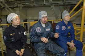 photo report soyuz tma 12 crew training