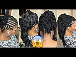 crochet braid ponytail best braiding pattern 4 crochet ponytail hair