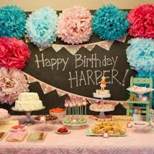 2nd Birthday Decorations At Home Birthday Party Ideas At Image Inspiration Of Cake And