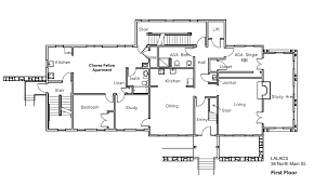 Floor Plans And Elevations Of Houses Living Learning Communities Office Of Residential Life