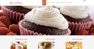 Cake Bakery 25 Best Wordpress Themes For Bakery U0026 Cake Shops 2016 Wpdean
