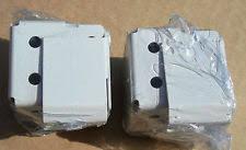 Mini Blind Brackets 2 Two Packages Hunter Douglas Silhouette Roller Blind Hanger