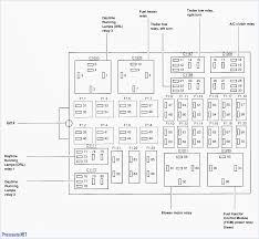1999 ford f150 fuse box diagram under hood f150 electrical