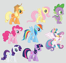 my pony centerpieces my pony centerpiece files digital print as many as you need
