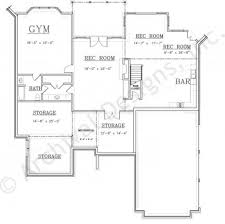 westdrake place traditional floor plan daylight basement plan westdrake place house plan best selling floor house plan