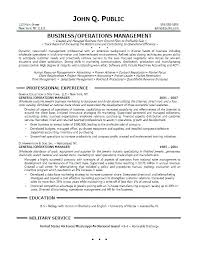 director of operations resume operations director resume resume for operations manager
