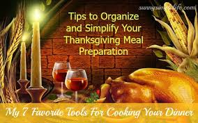 simple 7 tools you need to cook thanksgiving dinner