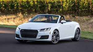 audi tt convertible 2016 audi tt roadster review autoweek
