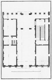 Palazzo Floor Plan Andrea Palladio Attributed Palazzo Thiene Bonin Longare 1572