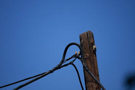 free photo brown cables blue column wires noose heaven max pixel