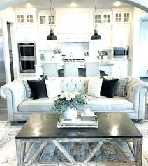 kitchen living space ideas kitchen and living room ideas professional living room ideas