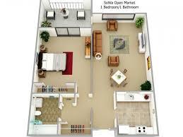 Iii Modern One Bedroom Apartment In Boston In Bedroom One Bedroom - Boston bedroom
