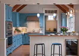 light blue kitchen cabinets kitchen beach with beach house bin