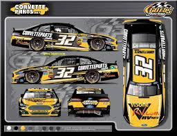 corvette parts in michigan jayski s nascar silly season site 2016 nascar sprint cup series