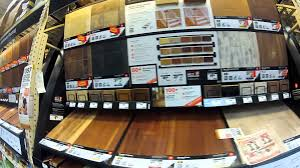 Laminate Flooring Liquidation Sale Laminate Flooring Display For Sale At Home Depot Youtube