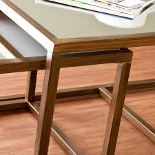 modern nesting coffee table designs nested tables melbourne thippo