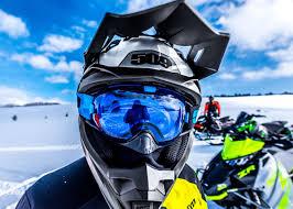 motocross helmet and goggles helmets american snowmobiler magazine