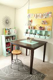Small Craft Desk Craftaholics Anonymous Small Craft Room Storage Ideas