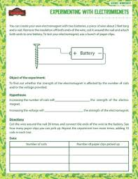 6th grade science worksheets printable worksheets