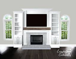 built in cabinets around fireplace built in cabinets around fireplace fireplace with built ins on one