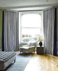 Bay Window Curtains Beautiful How Do You Put Curtains On A Bay Window Dixiedogwear