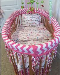 Oval Crib Bedding Oval Crib Bedding On Etsy Martikashop Baby Cribs Pinterest