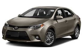 toyota l vs le toyota corolla sedan models price specs reviews cars com