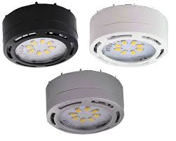 120 volt led puck lights