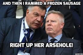 Funny Everton Memes - management sammy lee the everton forum tef everton forum for