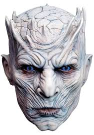 Halloween Mask Game Of Thrones Night King Mask