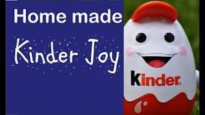 Home Joys how to make kinder joy surprise egg at home kinder joy boy