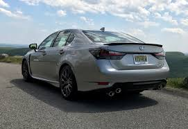 lexus cars mpg 2017 lexus gs f test drive review autonation drive automotive blog