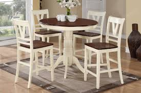 white counter height dining set height dining room sets counter