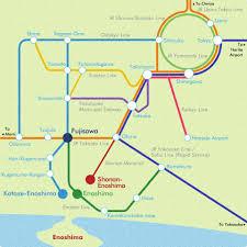 Shinagawa Station Map Access Discover Fujisawa