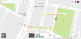 Google Maps By Coordinates Ut Contact Pro