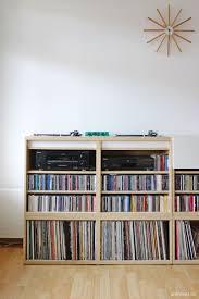 wood shelves ikea afbeeldingsresultaat voor dj meubel maken vinyl pinterest