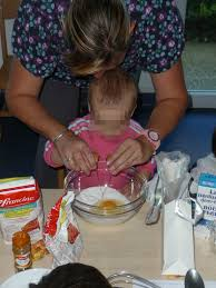 cours de cuisine beziers atelier cuisine à la crèche de sérignan 08 11 16 nounou béziers