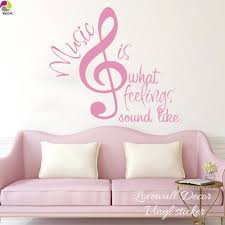 online shop music is what feeling sound like quote wall sticker online shop music is what feeling sound like quote wall sticker baby nursery living room music note inspiration quote decal vinyl home decor aliexpress