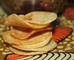 cuisiner l igname les chips d ignames